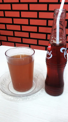 lemon tea & teh botol