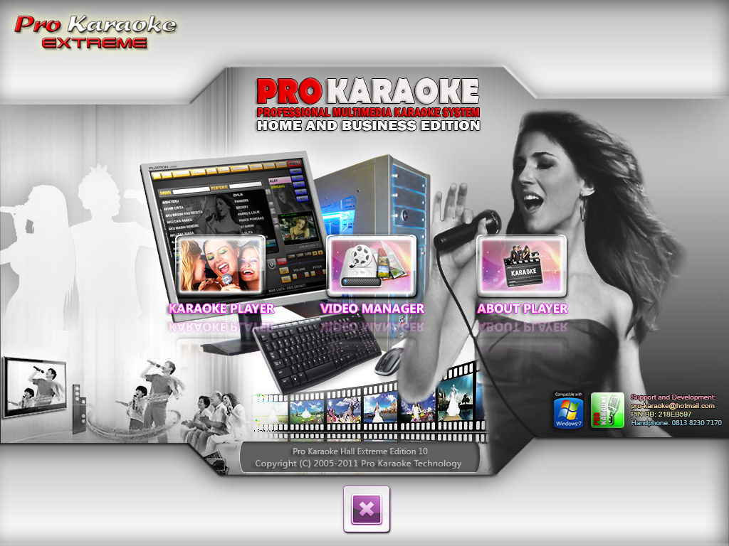 Download Software App FULL dan GRATIS Pro Karaoke Home