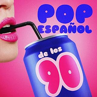 Pop español de los 90 (2017) Cover
