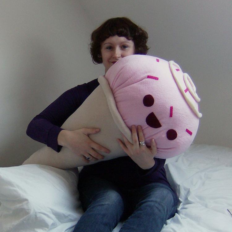 Pancake Floor Pillows: 15 Cool Pillows And Unusual Pillow Designs