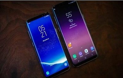Cara Merekam Layar Samsung Galaxy S9 dan Samsung Galaxy S9 Plus