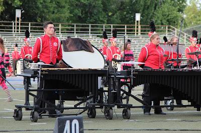 Drums on the Ohio Recap