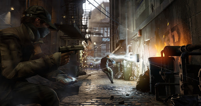 Watch Dogs Deluxe Edition Photo