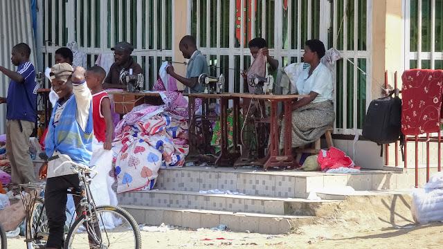 Daily life in Bujumbura