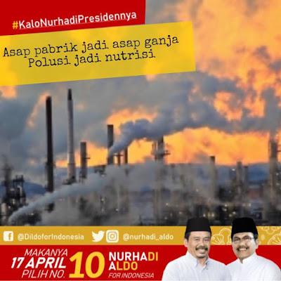 Ini yang Akan Terjadi Jika Nurhadi Jadi Presidennya, Nomor 5 Paling ditunggu  !!