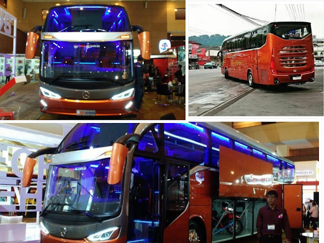 bus Evolander SHD Zeppelin g3