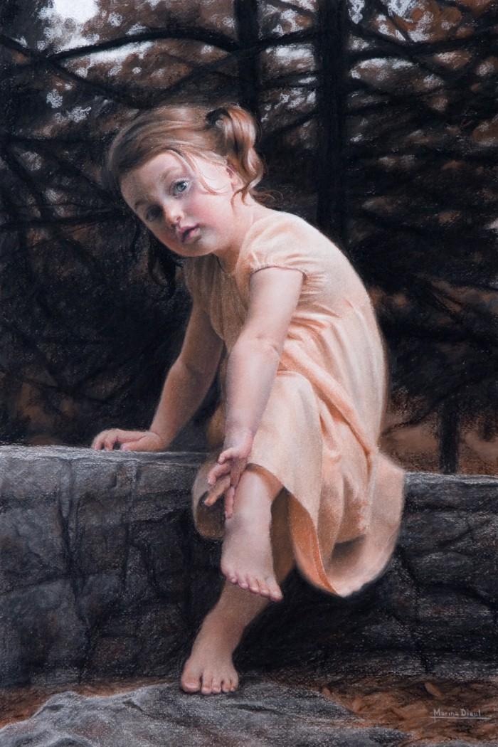 Современные французские художники. Marina Dieul 9