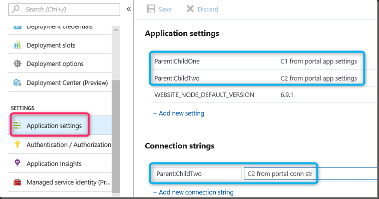 I CAN MAKE THIS WORK   : Docker and Configuration on Azure Web App