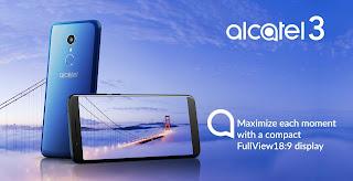 مواصفات و مميزات هاتف الكاتيل alcatel 3