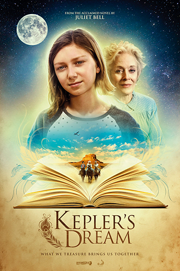 kepler's dream poster