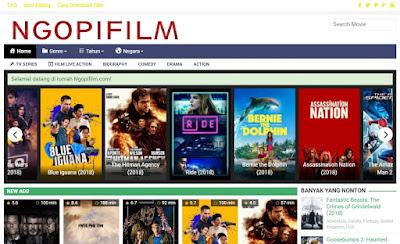 Nonton film sub indo di Ngopifilm
