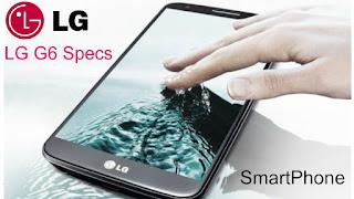 Toda lo que Tienes que Saber Sobre el LG G6: Análisis, Precio, Características Generales, Especificaciones Completas, Manual del Usuario, Aplicaciones, Datos, Opiniones, Crítica y Comentarios de los Lectores