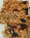 CRISPY RICE & GRANOLA TREATS