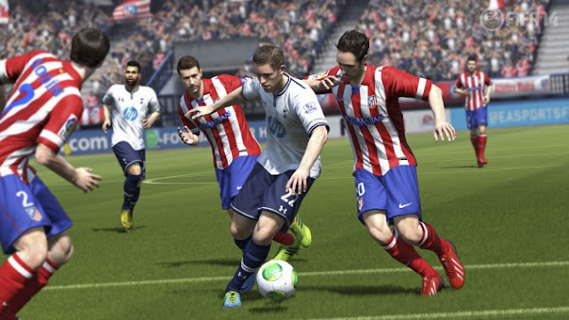 FIFA 15 Game Screenshots