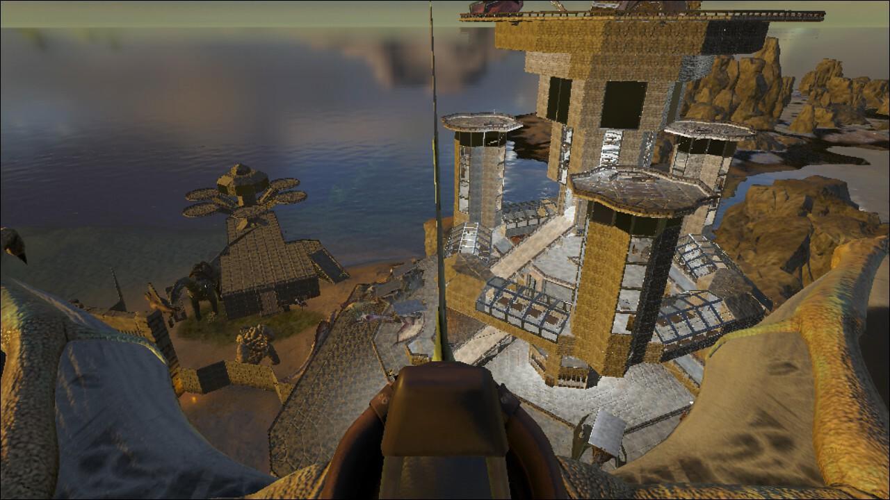 Darkling's Ark Builds: June 2017