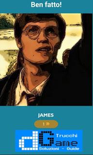 Soluzione Quiz Harry Potter livello 28