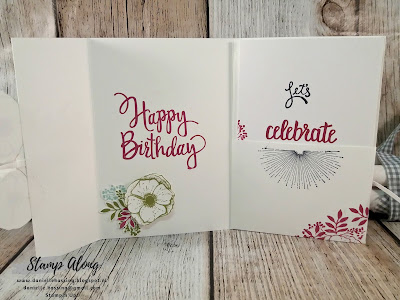 Stampin'Up! Amazing you