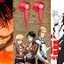 Punch NEWS: 24 capítulos de Hinomaru, audífonos de Shingeki no Kyojin, 5 años de Kill La Kill...