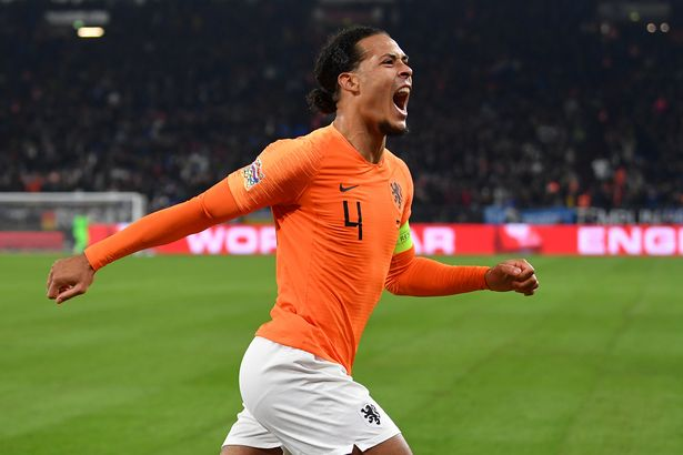 Van Dijk Tidak Yakin Belanda Dianggap Lebih Favorit dari Jerman