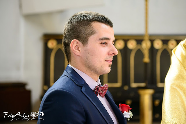 fotograf na ślub Chrzanó