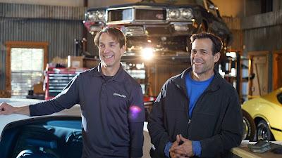 Tod e Scott Warmack em cena da série - Divulgação