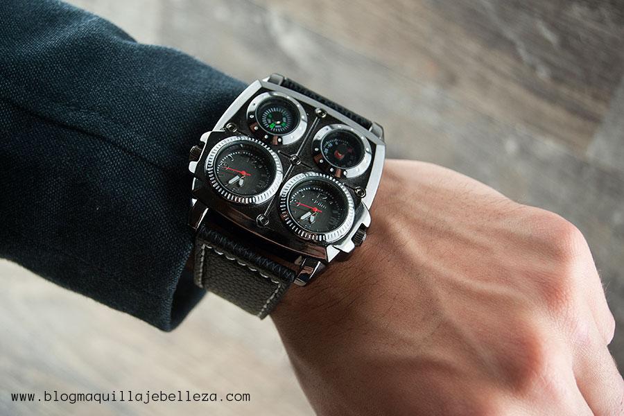 Comprar online | Reloj militar para hombre | Página moda China - Milanoo