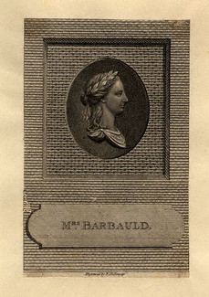 """anna barbauld essay With anna laetitia (aikin) barbauld's essay """"on the pleasure derived from  objects  differing solutions to the paradox of horror, which barbauld described  as """"a."""