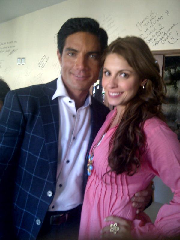 Andrea Marti y Victor Gonzalez