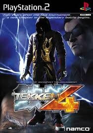 Tekken 4 Game Free Download For PC