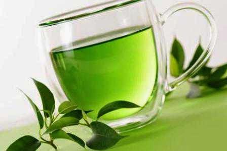 teh hijau cara alami melangsingkan perut