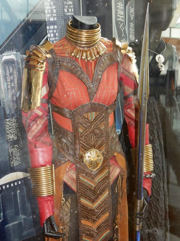 Okoye Black Panther Dora Milaje costume