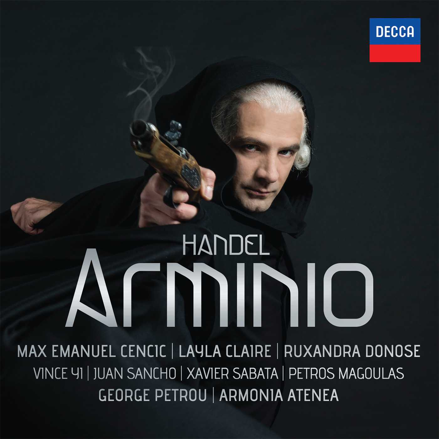 IN REVIEW: Georg Friedrich Händel - ARMINIO (DECCA 478 8764)