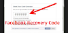 Recover Facebook Using Code - Facebook Recovery Code | How To Use Facebook Recovery Code to Recover Lost Account