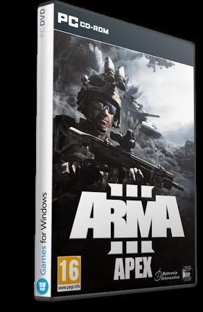 DESCARGAR Arma 3 Apex Multilenguaje (Español) (PC-GAME) 2016