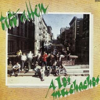 A LOS MUCHACHOS - TITO ALLEN (1980)