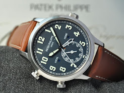 Patek Philippe Pilot TravelTime 5524G