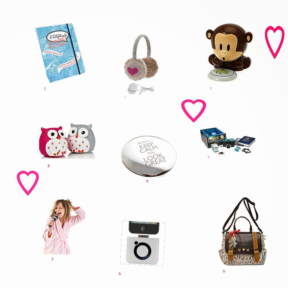 Christmas Gift Ideas For Teenage Girls: Easy English Eating: Christmas Gift Ideas For Teenage Girls