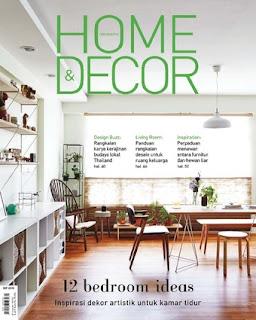 Majalah Home And Decor