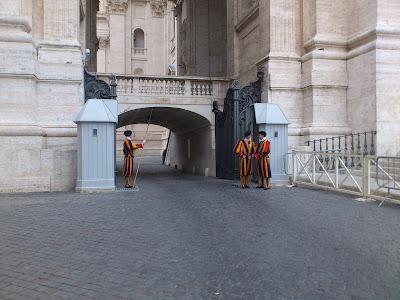 Guarda Suíça - Vaticano - Roma - Itália