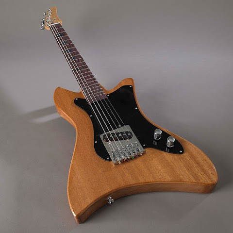 Industrial Design: Electric Guitar