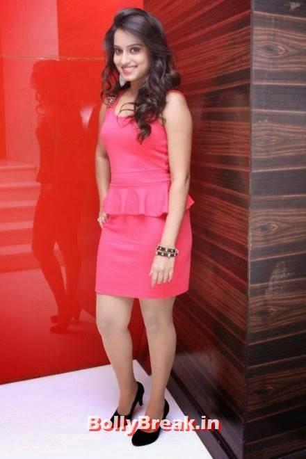 , Dimple Chopade Hot Pics in Red Dress