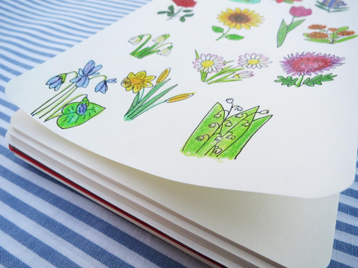 Kwiaty po francusku