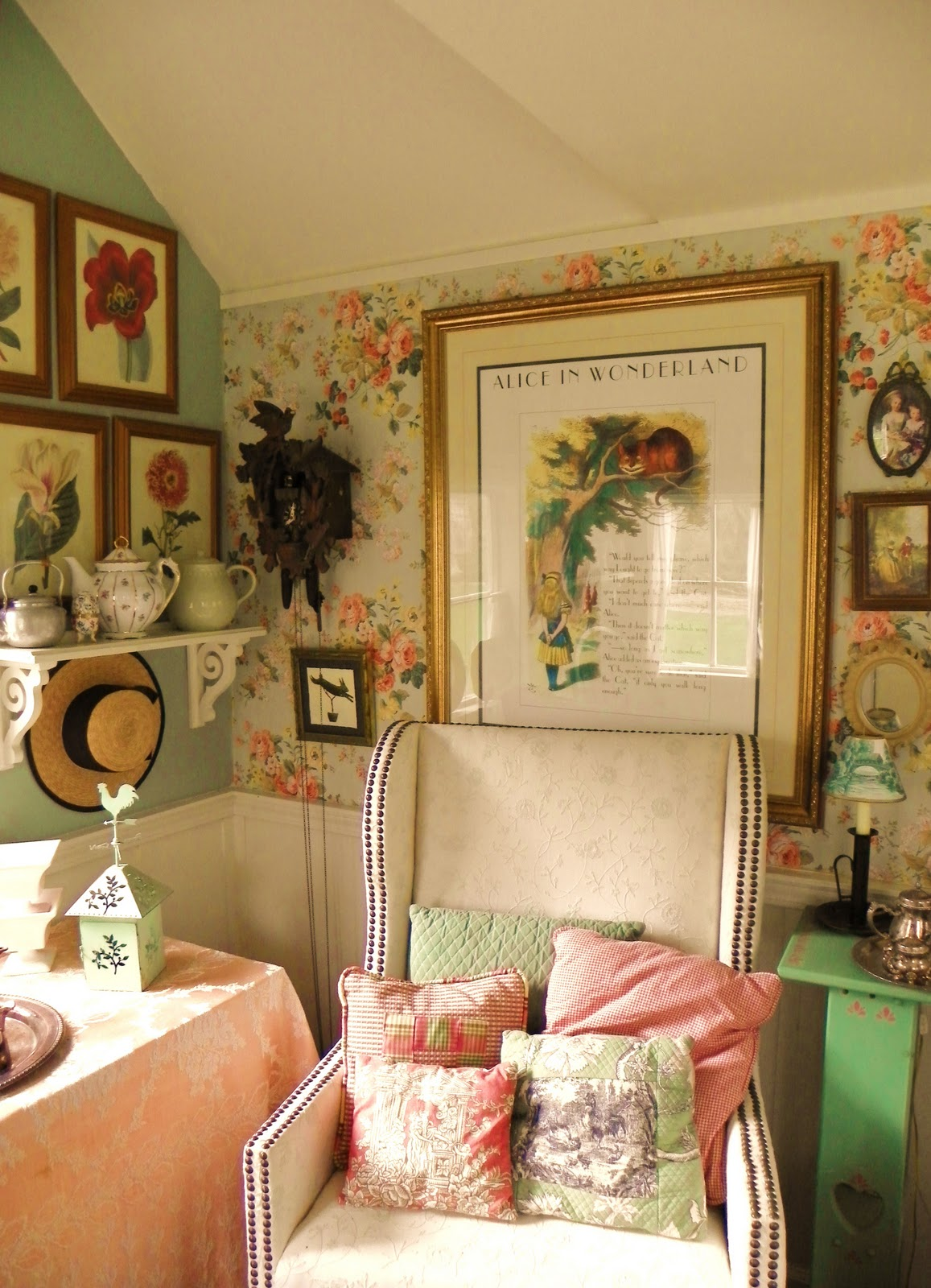 English Country Decor | Porch English Decorating Style ...