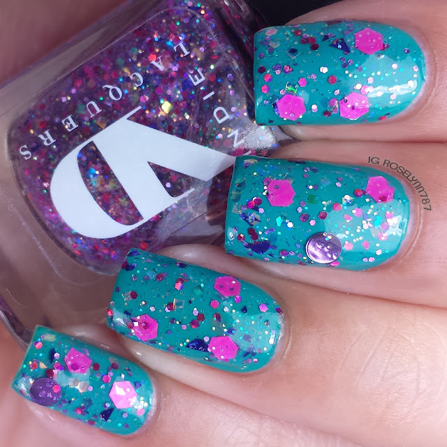 ND Lacquer - Party Crasher