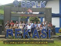 Wabup HSU bersama Rombongan DPRD Sambangi BBPLK Kabupaten Bekasi