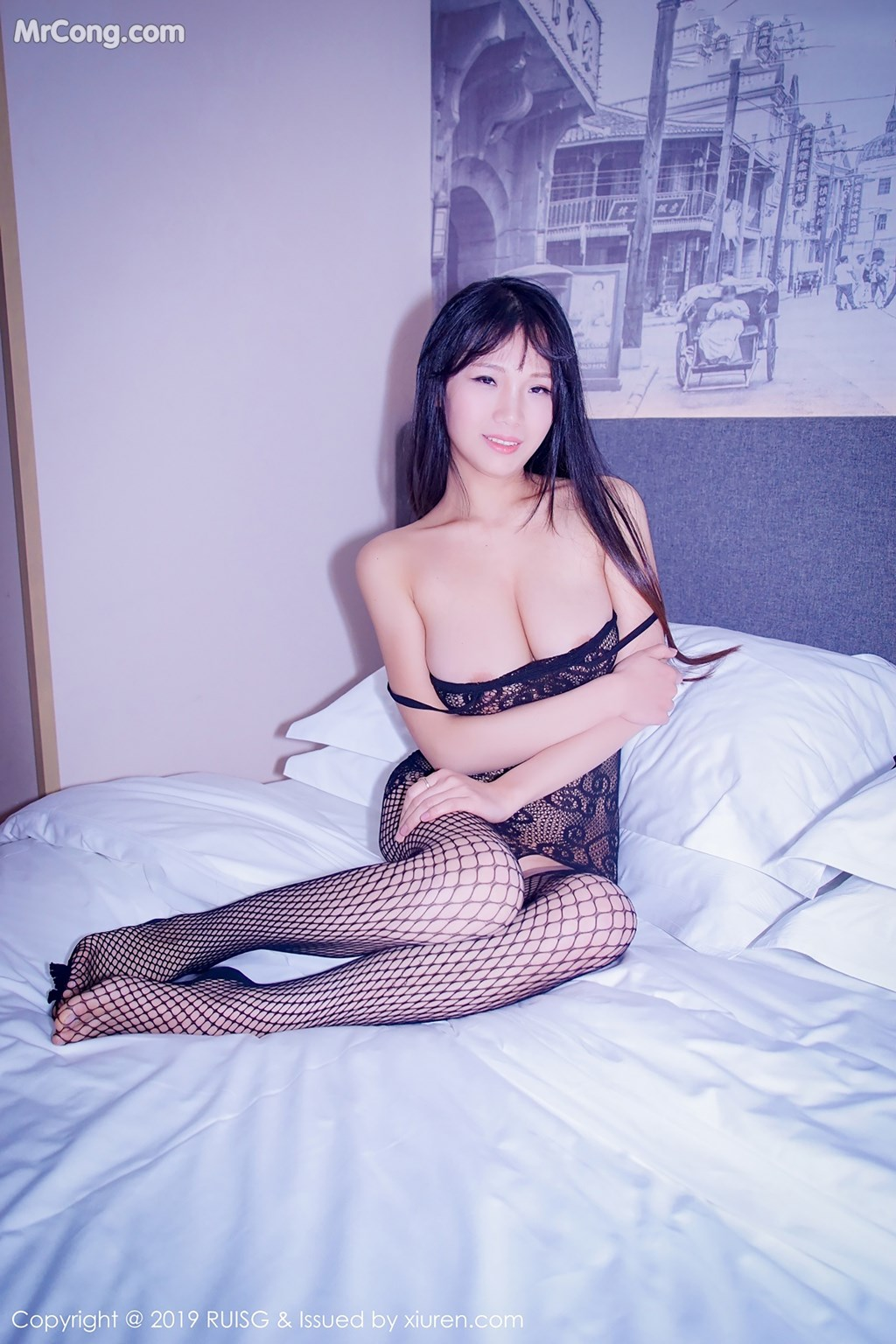 RuiSG Vol.058: Người mẫu Li Ke Ke (李可可) (51 ảnh) - Page 3 of 5