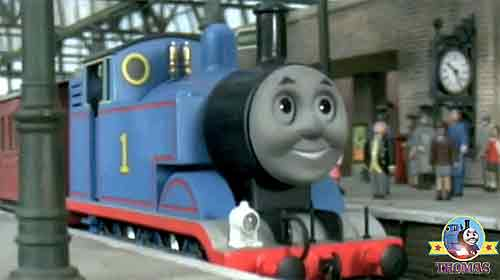 Thomas The Train And Friends Tank Engine Emily's New Coaches