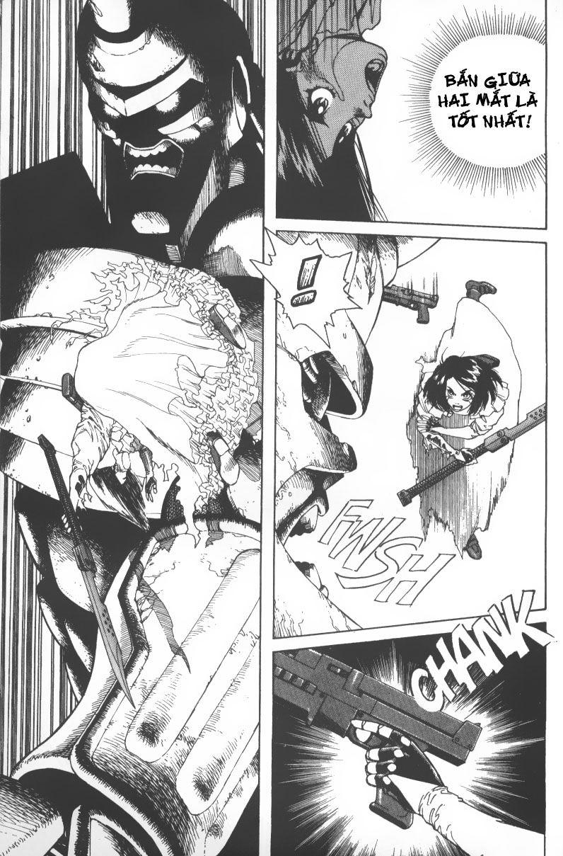 Battle Angel Alita chapter 39 trang 42