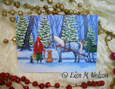 Winter Holiday Greeting Cards now Available!