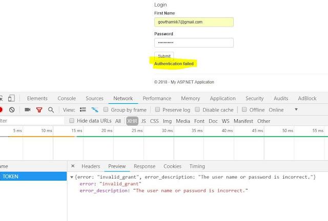 Token Based Authentication in ASP NET Web API   KANSIRIS